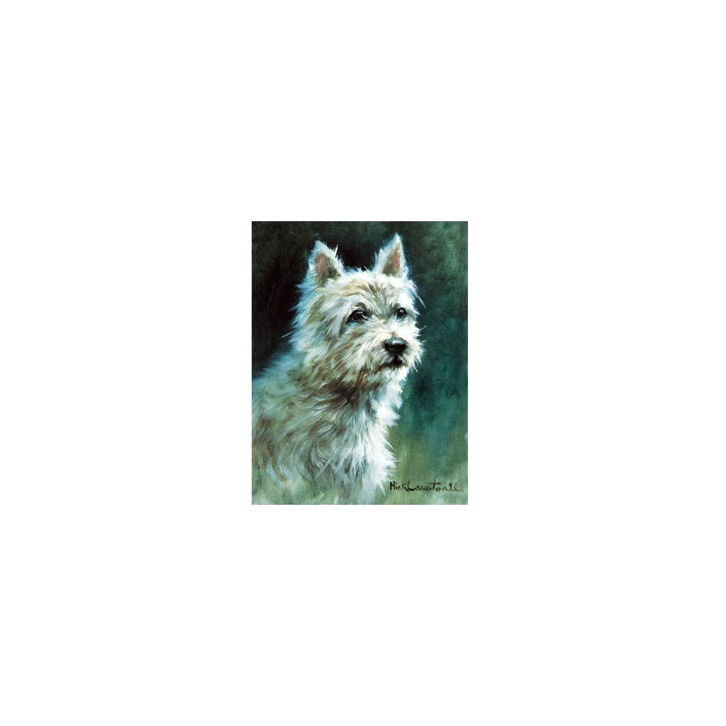 The Westie By: Mick Cawston