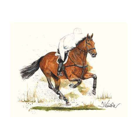 Whisky (Cross Country) By: Jan Kunster, Matted