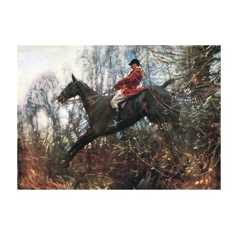 The Huntsman By: Alfred Munnings