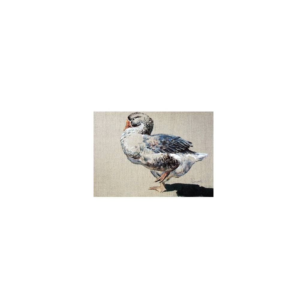 Goose Step Blank Greeting Cards - 6 Pack