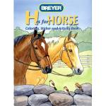 Breyer H is for Horse Coloring, Sticker & Activity Book