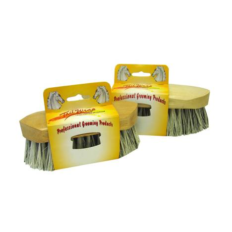 Professional Wooden Block Grey Union Brush