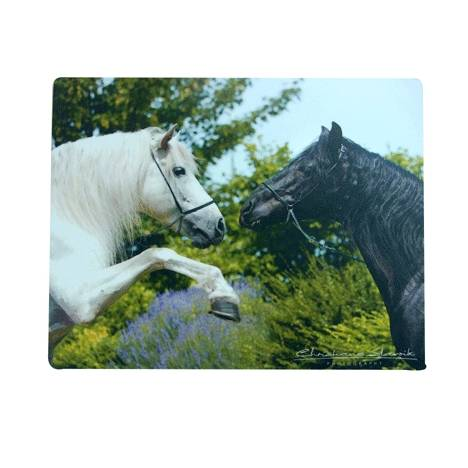 Andalusians Mouse Pad