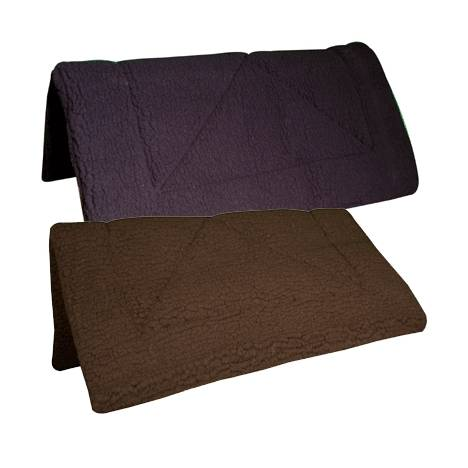 Extra Thick Fleece Western Pad