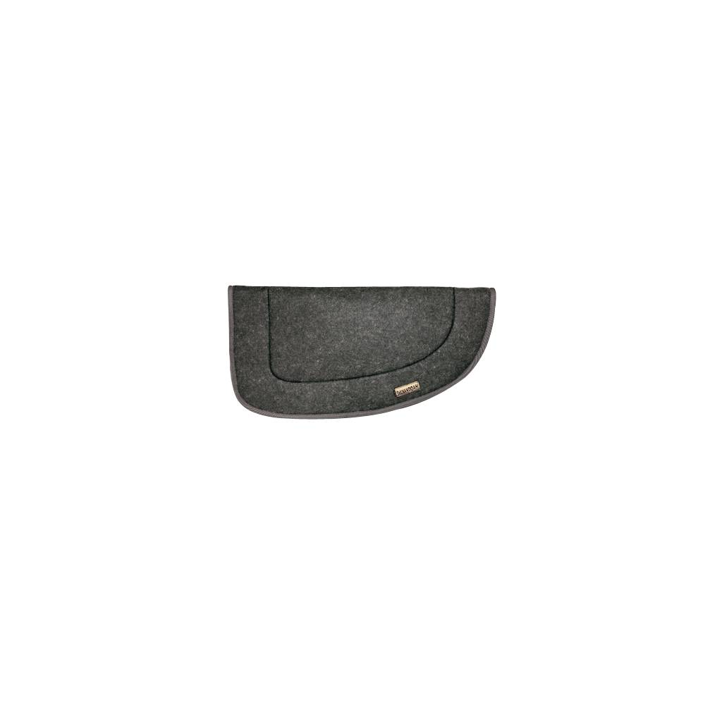 Western Double Layer Felt Pad - Round