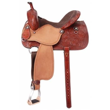 Royal King Bridge City Barrel Saddle Package
