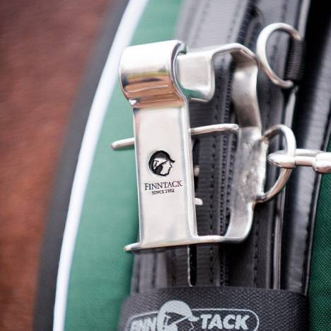 Finn Tack Stainless Steel Quick Hitch For Harness