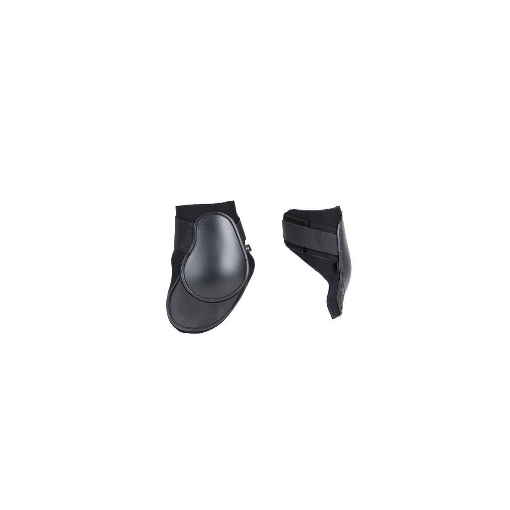 Finn Tack Brushing Boots with Flap