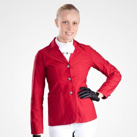 HorZe Wiona Ladies' Soft Shell Competition Jacket