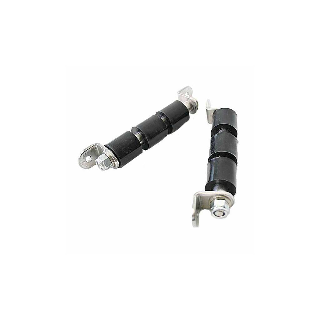 HorZe Adjustable Quick Hitch Sulky Shaft