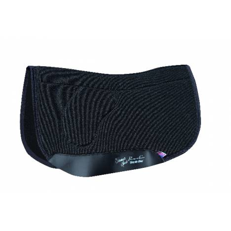 Professionals Choice SMX Air Ride OrthoSport Felt Barrel Pad