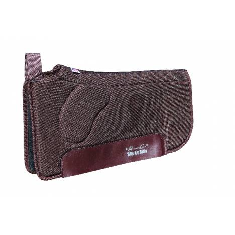 Professionals Choice Felt SMX Air Ride OrthoSport Saddle Pad