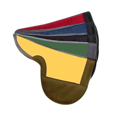 Racing Exercise Saddle Pads