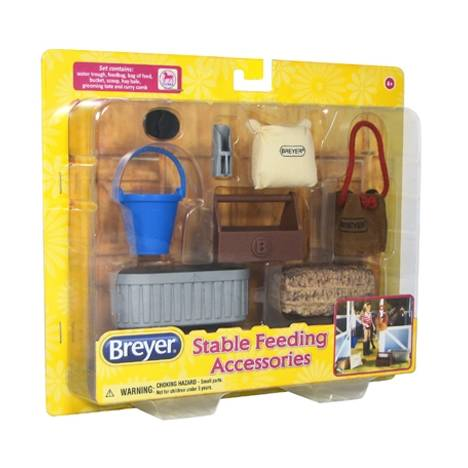 Breyer Classic Stable Feeding Set