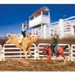 Breyer Stablemate Rodeo Play Set