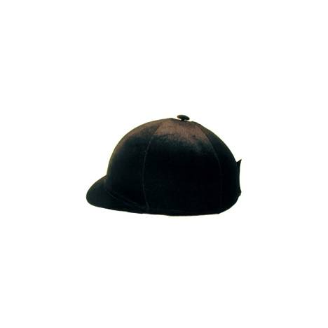 Velvet Stretch Helmet Cover