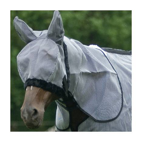 Mesh Fly Hood with Natural Repellant