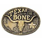 Montana Silversmiths Texas To The Bone Attitude Belt Buckle