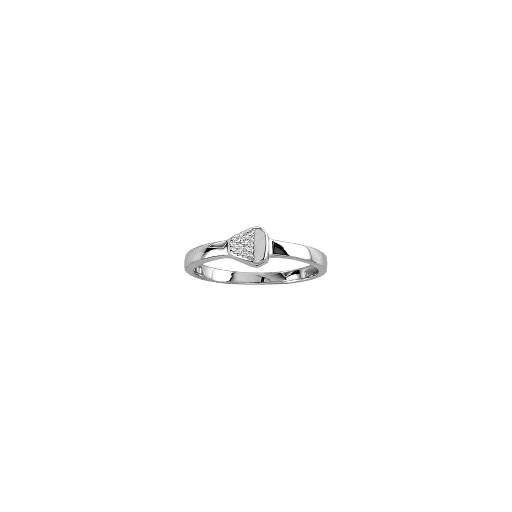 Kelly Herd .925 Sterling Silver Nail Ring