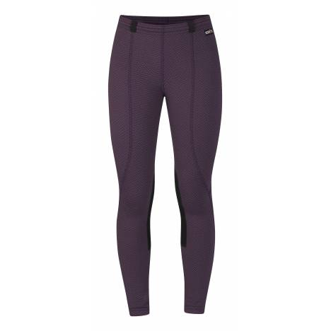 Kerrits Kids Fleece Performance Tight - Purple
