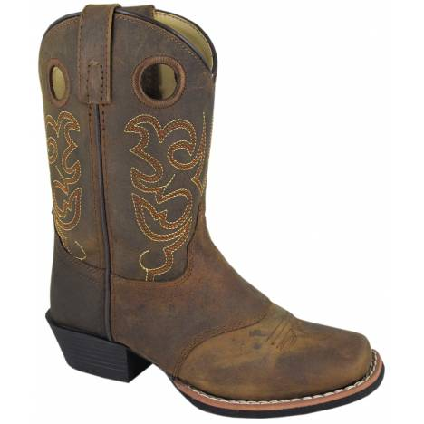 Smoky Mountain Kids Sedona Leather Western Boot