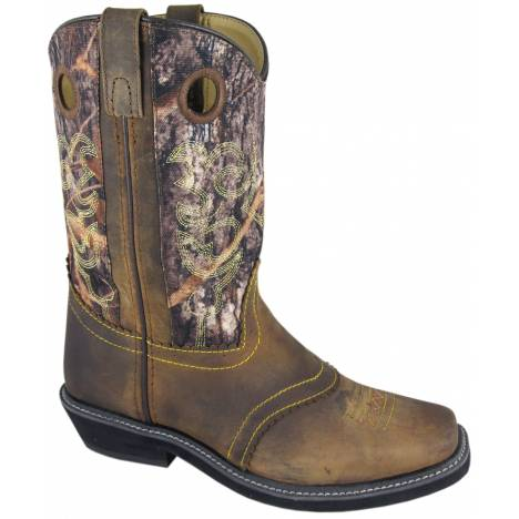 Smoky Mountain Womens Pawnee Leather Western Boot