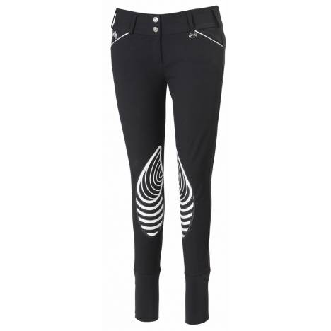 Equine Couture Ladies Brittni Knee Patch Breech