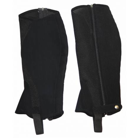 TuffRider Kids Airflow Synthetic Half Chaps