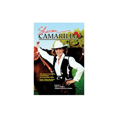 REINSMAN Sharon Camarillo Performance Horsemanship Series Dvd - Volume 1
