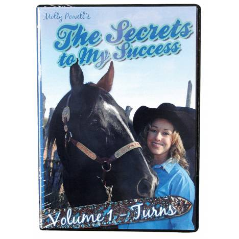 Molly Powell: The Secret To My Success Dvd, Volume I - Turns