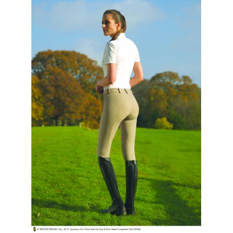 Tredstep Ireland Symphony No. 3 Rosa Ladies Side Zip