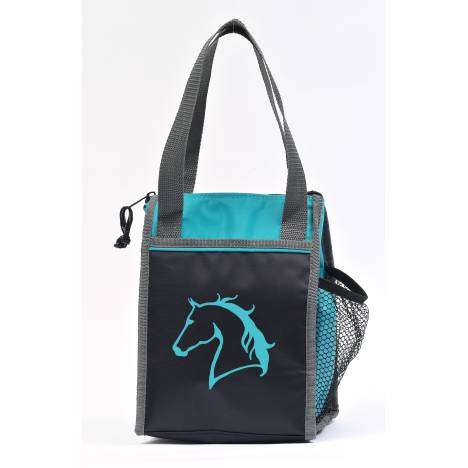 Printed Horsehead Insulated Lunch Tote