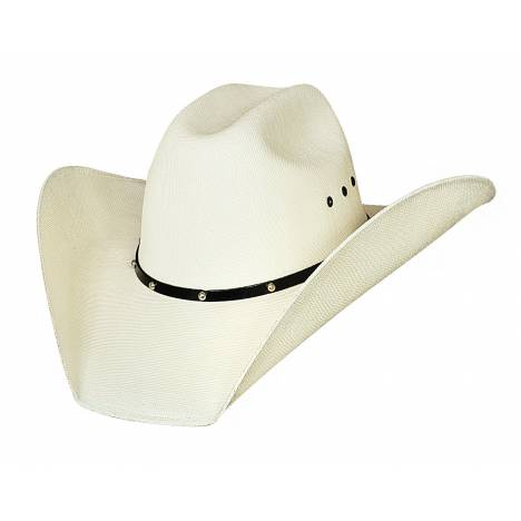 Bullhide Double Barrel Ace 50X Hat Justin Moore Collection