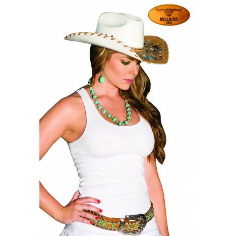 Bullhide Need You Now 50X Platinum Collection Straw Hat