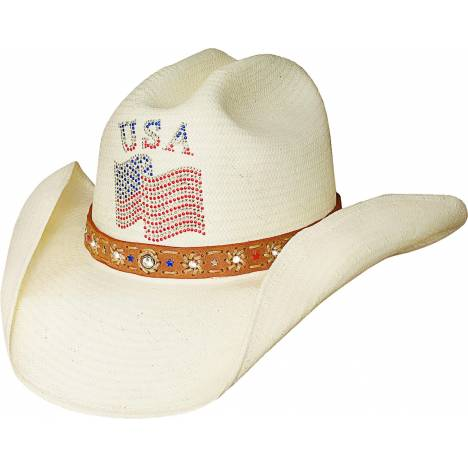 Bullhide Only In America Patriotic Collection Hat