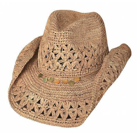 Bullhide Sea Dream Resort & Outdoor Straw Hat