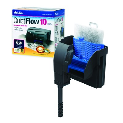Aqueon Quietflow 10 Filter - 10-20 Gallon