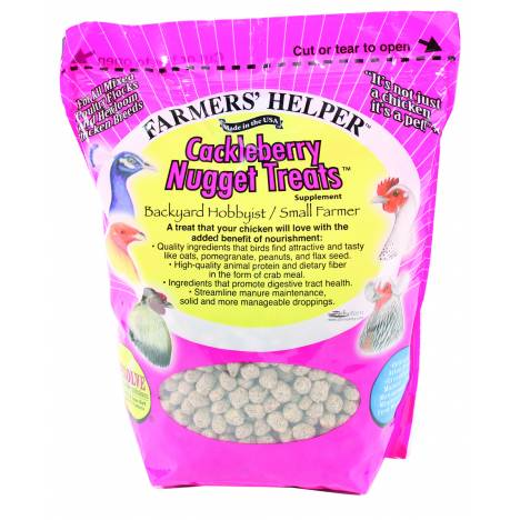 C&S Farmers Helper Cackleberry Nugget Treats