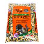Wild Delight Wild Delight Crunch N Nut Squirrel Food - 8 lbs.