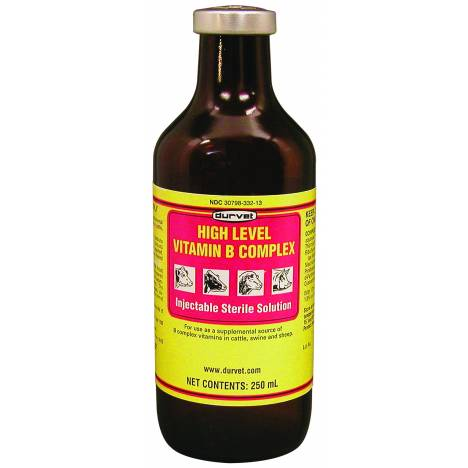 Durvet High Level Vitamin B Complex