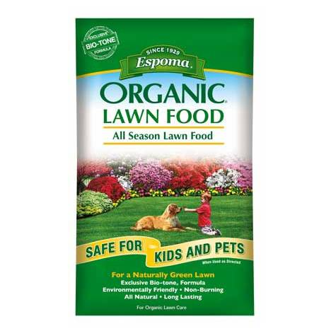 Espoma All Season Organic Lawn Food