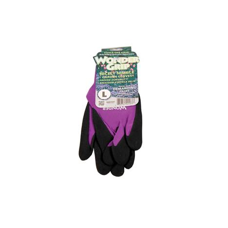 Wonder Grip Nicely Nimble Garden Gloves