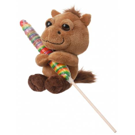 Gift Corral Horse with Lollipop