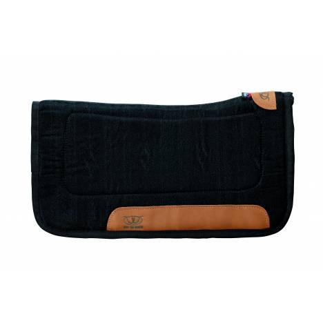 Weaver All Purpose 32x32 Tacky-Tack Contour Saddle Pad - H9