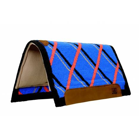 Weaver Woven Top Memory Foam Saddle Pad