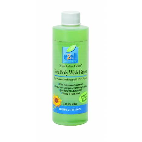 Weaver Leather Ezall Sc Body Wash Green 8Oz