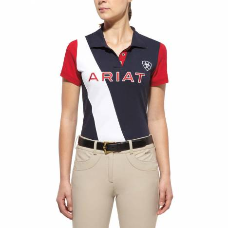 Ariat Womens Taryn Team Polo