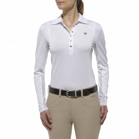 Ariat Womens Sunstopper Polo