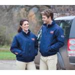Shires Branded Blouson Jacket