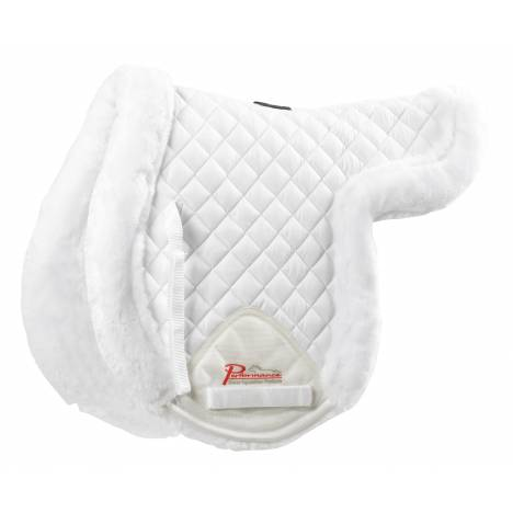 Shires Performance Supafleece Fully Lined Shaped Pad